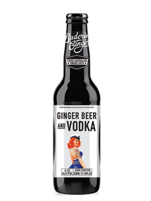 Buderim Ginger Beer & Vodka - Avery Dawson Liquor Group
