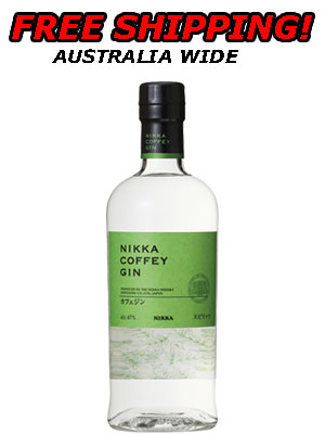 Nikka Japanese Coffey Gin 700mL
